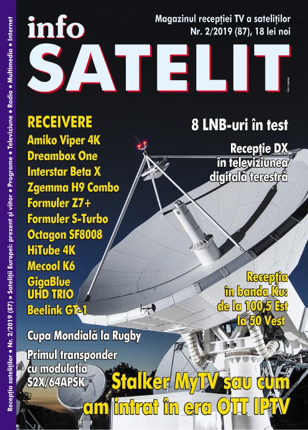 Uncategorized – Page 2 – Revista Info SATELIT